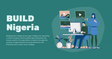 EDUCATION BUILD NIGERIA